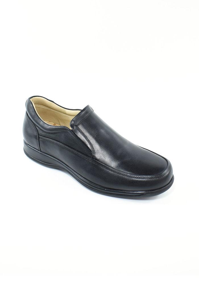 Erkek Hakiki Deri Günlük Ayakkabı resmi