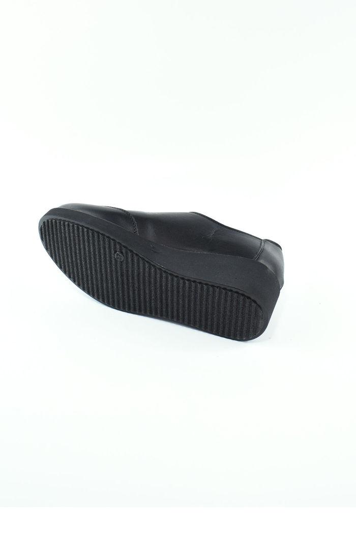 Hakiki Deri Bayan Günlük Ayakkabı resmi